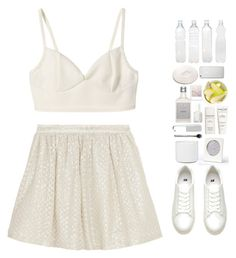 """""""*I wasn't planning on loving you*"""" by my-black-wings ❤ liked on Polyvore featuring Alice + Olivia, Punkt., Japonesque, Leonor Greyl, Essie, Dove, Drybar, Daphne, Seletti and Native Union"""
