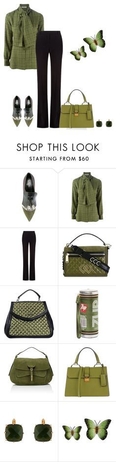 """""""Untitled #5801"""" by lovetodrinktea ❤ liked on Polyvore featuring Santoni, Christian Dior, Alexander McQueen, Dsquared2, Mia Bag, Anya Hindmarch, Fontana Milano 1915, Miu Miu, Les Néréides and NOVICA"""