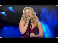 "Katrina Parker singing ""Jar of Hearts"""
