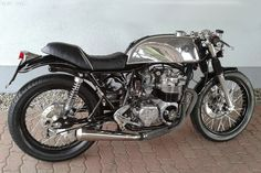 1978 Honda Cb 550 Four Cafe Racer