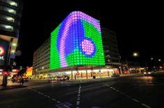 Rundle Lantern- Adelaide,Australia