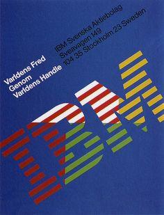 IBM Packaging - Paul Rand