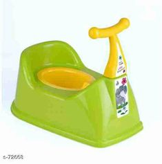 Baby Personal Care 1234 (Green) Baby Care Accessories Material: Plastic  Dimension: (L X B X H) - 27 cm X 41 X 32 cm  Description: It Has 1 Piece of Baby Potty Sitter. Sizes Available: Free Size *Proof of Safe Delivery! Click to know on Safety Standards of Delivery Partners- https://ltl.sh/y_nZrAV3  Catalog Rating: ★4.2 (2085)  Catalog Name: Make Up Stylish Baby Accessories CatalogID_7386 C51-SC1664 Code: 923-72668-