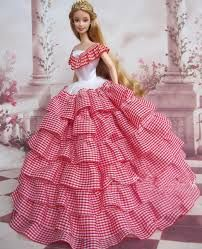 Image result for free barbie gown patterns printables