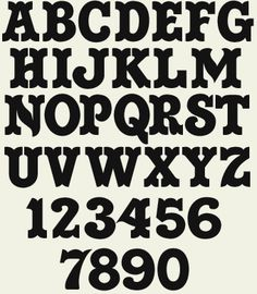 Choose from a large assortment of unique Western style fonts that have been hand-crafted by talented designers. Calligraphy Alphabet, Calligraphy Fonts, Typography Letters, Alphabet Fonts, Creative Lettering, Lettering Styles, Lettering Design, Printable Letters, Letterhead