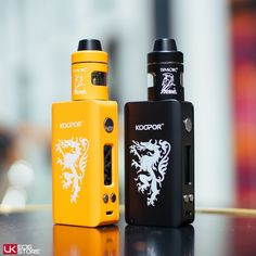 SMOK KOOPOR MINI 2 x SMOK HELMET TANK SMOK KOOPOR MINI 2 A brilliant little mod from Smok perfect to satisfy your vaping needs! The Koopor Mini 2 is a very stylish vape box mod which comes in a variety of different colours depending on your personal preference and when it comes to usability this mod will match everybody's. A solid well built and efficient device enjoy. SMOK HELMET TANK The beautifully designed Helmet Tank by Smok. A vapers favourite the Helmet Tank gives you total vaping…