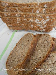 U dzaku brasna: Graham hleb