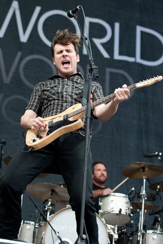 1,000 miles later! Jimmy Eat World.
