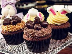 =◕✿ Nosso Maná Diário.◕✿=: Cupcakes de Páscoa.