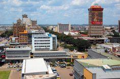 Tyeni (Let's go) Lusaka, Zambia - to visit Northrise University and all my Zambian friends there :)