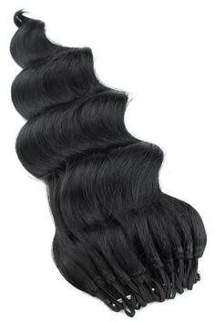 Crochet braids 485262928601251389 - MilkyWay Saga Human Hair Crochet Braiding Hair Loose Deep Pre-Looped Color 1 – Jet Black Source by Box Braids Hairstyles, Loose Hairstyles, Black Hairstyles, Hairstyles 2016, Hair Updo, Hairstyles Pictures, Ladies Hairstyles, Afro Hair, Hair Locks