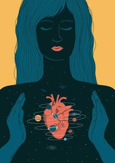 Discovered by lokonamel. Find images and videos about art, arte and woman on We Heart It - the app to get lost in what you love.