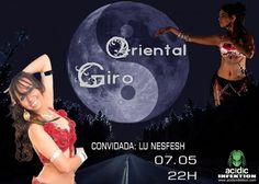 GIRO ORIENTAL com Kelly Orianah – Entrevista com Lu Nesfesh Virtual Community, Online Web, Cybergoth, Oriental, Indie, Music, Movie Posters, Life, Ballerina