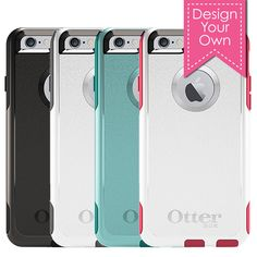 iPhone 6 Otterbox Commuter Cases