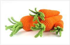 Kuklyandiya: maglia Giocattoli all'uncinetto. Verdure. Frutti. cibo