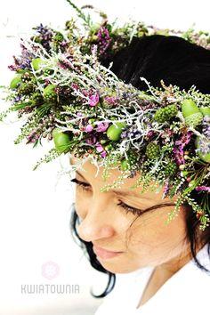 #wianki #wreath #wreaths #art #floral #fashion #artist #kwiatownia #decor #decorations #kids #dzieci #love #slub #wesesle #naturaldecorations #photography