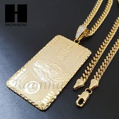 Gold Chain Men Necklace Pendant with Cuban Chain. Pendant with Cuban Chain. Option: Only Pendant. Gold Chain Choker, Mens Chain Necklace, Diamond Choker, Gold Cost, Gold Price, Mens Gold Bracelets, Gold Chains For Men, Expensive Jewelry, Modern Jewelry