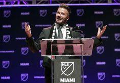 David Beckham anuncia equipo de MLS en Miami