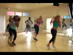 "Best dance cardio dvd I have ever come across, bar none. Coming from a non-dance background, I was able to pick up 1 routine at a time & then do ""performance"". This video is the performance, 36 minutes of non-stop heart pumping, sweat inducing, ""fairy dust"" that'll change your body like nothing else. To get a dancer's body type, you should do dance as your cardio.  Tracy Anderson Dance Aerobics (2007) The Full Workout (After Step by Step Choreography Is Mastered) - YouTube"