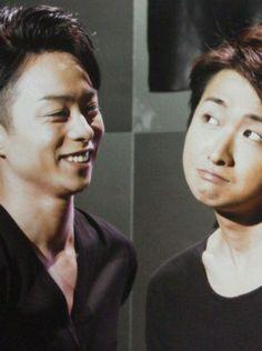 Satoshi×Sho