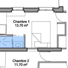 Mini salle d\'eau dans une chambre | Studio 12 m² amenagement ...