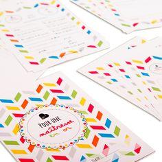 Cadeau de maitresse : un carnet à imprimer et à faire remplir par les enfants de la classe 5 Min Crafts, Happy Birthday Cards, Teacher Gifts, Playing Cards, Gift Ideas, Perspective, Messages, Inspiration, Party Poster