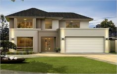 Perceptions Home Designs: The Elan. Visit www.localbuilders.com.au/home_builders_perth.htm to find your ideal home design in Perth