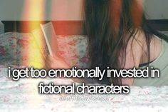 Particularly any character on any BBC anything ever.