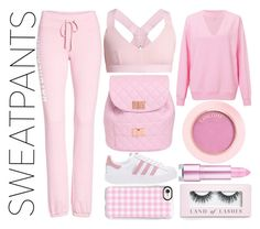 Pinkie by slytheriner on Polyvore featuring Miss Selfridge, Dream Scene, No Ka'Oi, adidas Originals, Design Inverso, Casetify, Boohoo and sweatpants Adidas Originals, The Originals, Miss Selfridge, Casetify, Boohoo, Scene, Sweatpants, Colours, Polyvore