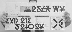 O . ESU™1 Oskar Podolski Typography Collection on Typography Served