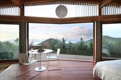 Book the best luxury accommodation on the North Island, New Zealand. Ideal for a romantic getaway or luxury escape from Auckland. Luxury Escapes, New Zealand Travel, Luxury Accommodation, Romantic Getaway, Bed And Breakfast, Lodges, Room Interior, Places, Rooms