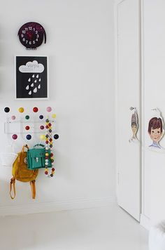 Always wanted the Eames hang-it-all for them