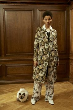 Stella McCartney Pre-Fall 2016 Collection - My cat lady role model