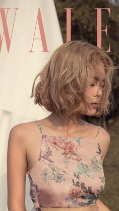 Perfect ash blond hair for asian skin tone Haircolor Ash Blonde Hair ash ASIAN blond Frisuren haarfarbe Hair haircolor Hairstyle perfect skin Tone Ash Hair, Ash Blonde Hair, Short Blonde, Blonde Color, Asians With Blonde Hair, Blond Curly Hair, Short Bob Hairstyles, Trendy Hairstyles, Asian Hairstyles
