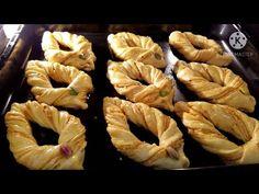Crepe Recipes, Dessert Recipes, Sweet Buns, Cookie Tutorials, Food Art, Coffee Shop, Cabbage, Brunch, Rolls