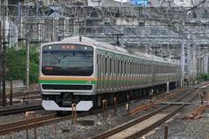 Takasaki Line (高崎線)