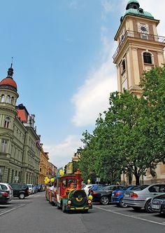 City train Jurček - Maribor - SI Slovenia, A Funny, Getting To Know, Street View, Romantic, Train, City, Cities, Romance Movies