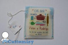 Convite - Chá Bar