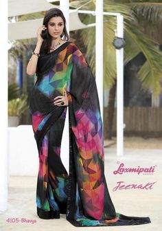 Bring out the classiness within you with this Fashion Saree. Shop online this fashion net saree in India at affordable prices.