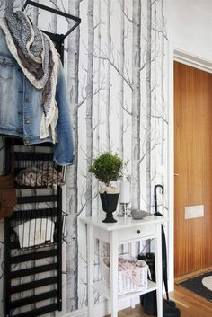tree wallpaper, Woods by Cole & Son
