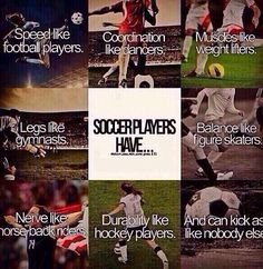 Soccer players have. The Effective Pictures We Offer You About Soccer Girl Problems guys A quality Soccer Cleats, Soccer Players, Soccer Girl Probs, Girls Soccer, Soccer Couples, Soccer Jokes, Funny Soccer, Basketball Memes, Play Soccer