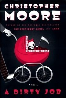 Everything I've read from #ChristopherMoore has been pure delight. It's fluff, but hight level fluff.