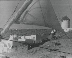 Eli Lotar 1936. Musée National D'art Moderne, Myconos, Old Time Photos, Centre Pompidou, Old Photographs, Grand Palais, Paris, Greece, Windmills