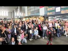 Flashmob Flamenco