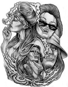 Chicano Drawings Of Roses chicano Music Tattoo Designs, Unique Tattoo Designs, Unique Tattoos, Chicano Drawings, Chicano Tattoos, Gangsta Tattoos, Tattoo Drawings, Aztecas Art, Estilo Cholo