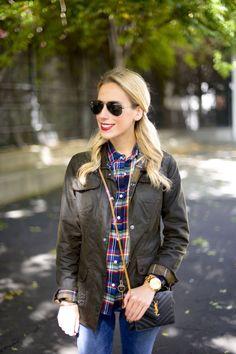 Barbour Womens Rain Jacket