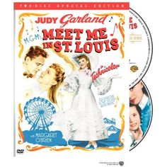 Amazon.com: Meet Me In St. Louis (Two-Disc Special Edition): Judy Garland, Margaret O'Brien, Mary Astor, Lucille Bremer, Leon Ames, Tom Drake, Marjorie Main, Harry Davenport, June Lockhart, Henry H. Daniels Jr., Joan Carroll, Hugh Marlowe, Roy Mack, Vincente Minnelli, Doris Gilver, Fred F. Finklehoffe, Irving Brecher, Sally Benson, Sarah Y. Mason, Victor Heerman: Movies & TV