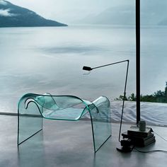 Ghost Chair by Fiam