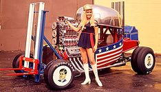 Kustom King George Barris | Revel in New York created by Scott Newman & Marc Santo