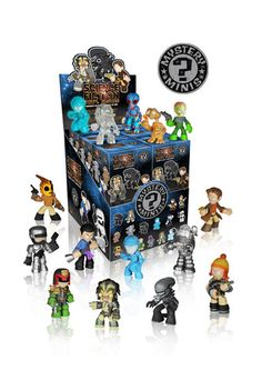 Mystery Minis Blind Box: Science Fiction | Funko new sci fi series 2 coming 2015